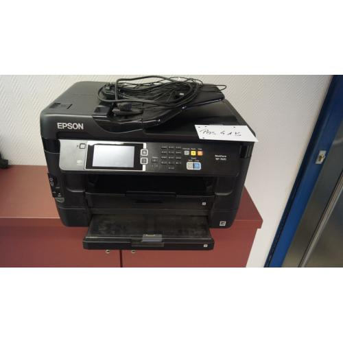 4-in-1 Tinten-Multifunktionsdrucker Epson WorkForce WF-7620